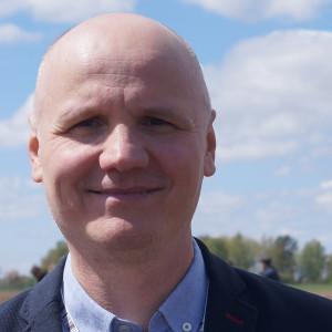 Dairusz Jan Nowak, prezes PSPiPK Fot, M. Powałka