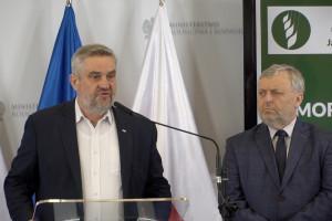 """Ardanowski: Na razie sytuacja związana z suszą """"nie jest dramatyczna"""""""