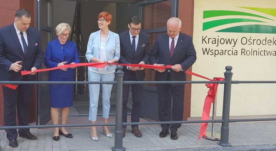 Nowa siedziba KOWR w Gorzowie