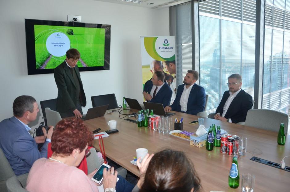 Konferencja PhosAgro Polska, fot. M. Tyszka