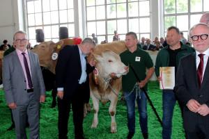 Wybrano najlepsze sztuki bydła mięsnego na Narodowej Wystawie Zwierząt Hodowlanych