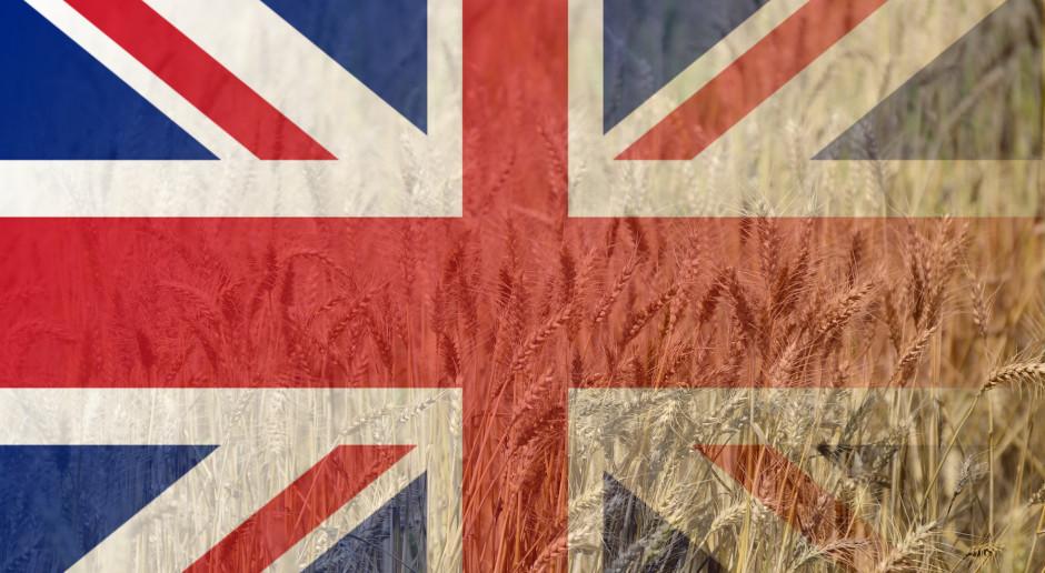 Znacznie spadły dochody brytyjskich rolników