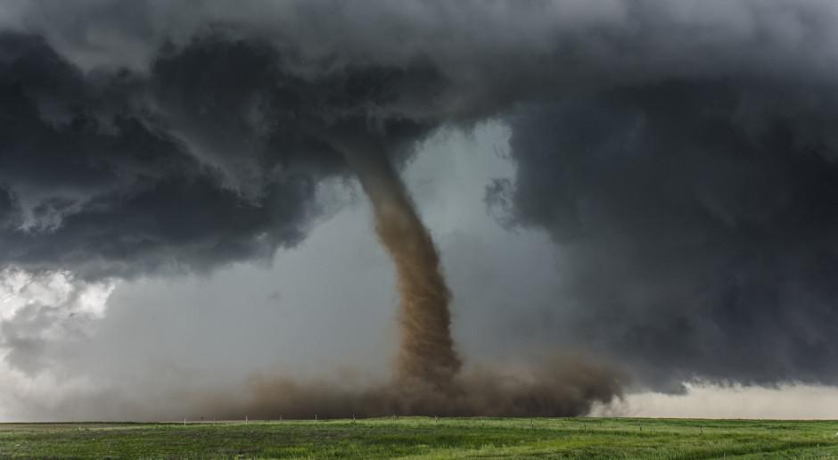 Meteorolog IMGW: wciąż możliwe jest wystąpienie trąby powietrznej