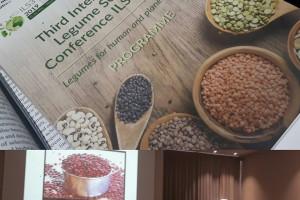 Badacze roślin strączkowych z całego świata w Poznaniu - Third International Legume Society Conference ILS3 2019