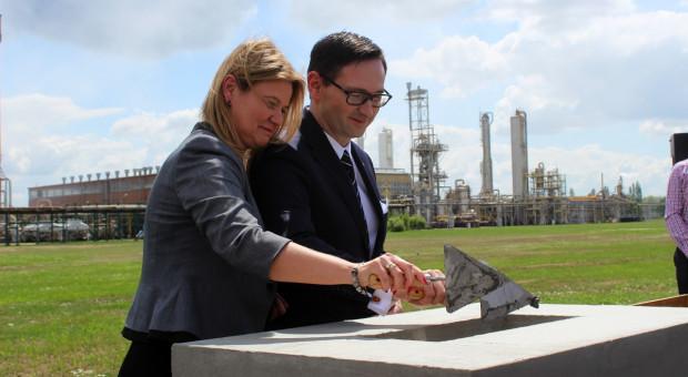 Anwil rozpoczyna budowę trzeciej linii produkcji nawozów azotowych