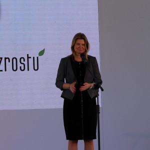 Prezes Zarządu Anwilu Agnieszka Żyro Fot. A. Kobus