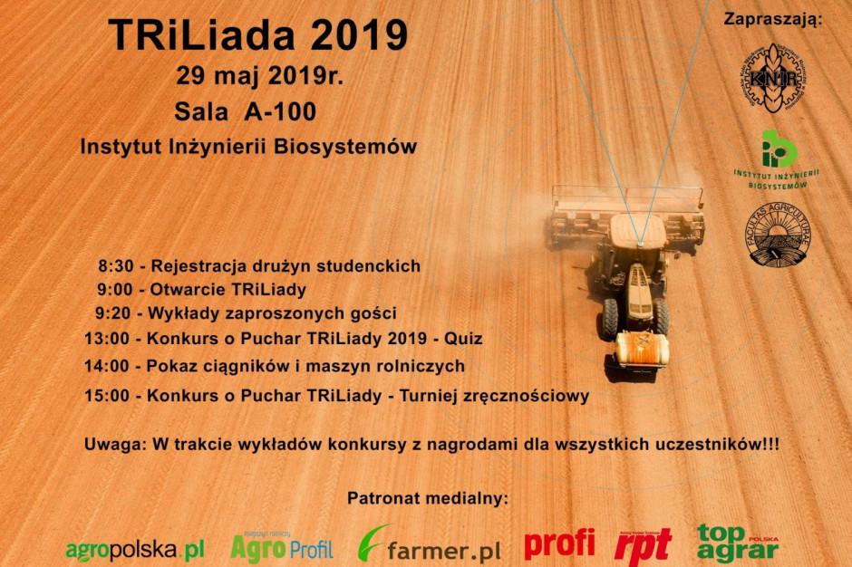 Program wydarzenia, TRiLiada 2019, fot. mat. prasowe