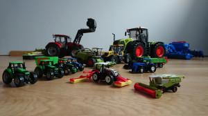 Park maszynowy małych farmerów, fot.tk