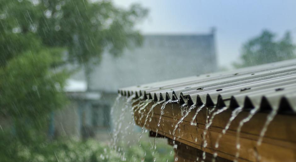 Ostrów Wlkp.: Dopłaty dla mieszkańców gromadzących wodę opadową