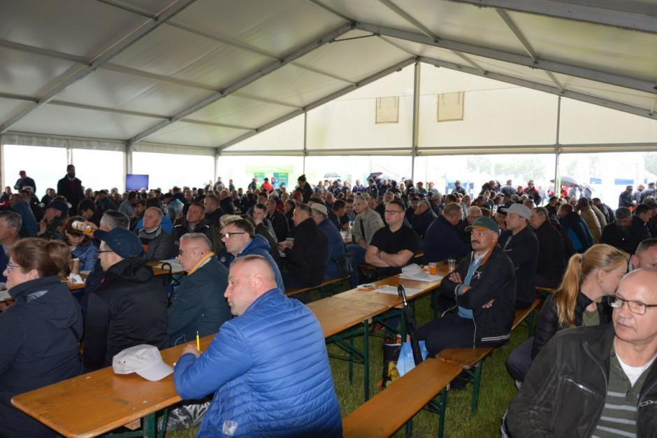 Agrofiesta firmy Osadkowski-Cebulski; Fot. Katarzyna Szulc