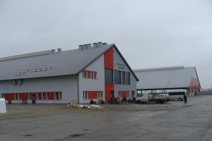 Jedna z najnowocześniejszych ferm krów w Polsce zlokalizowana w Langowie. Otwarto ją we wrześniu 2018 r., a koszt inwestycji to prawie 56 mln zł