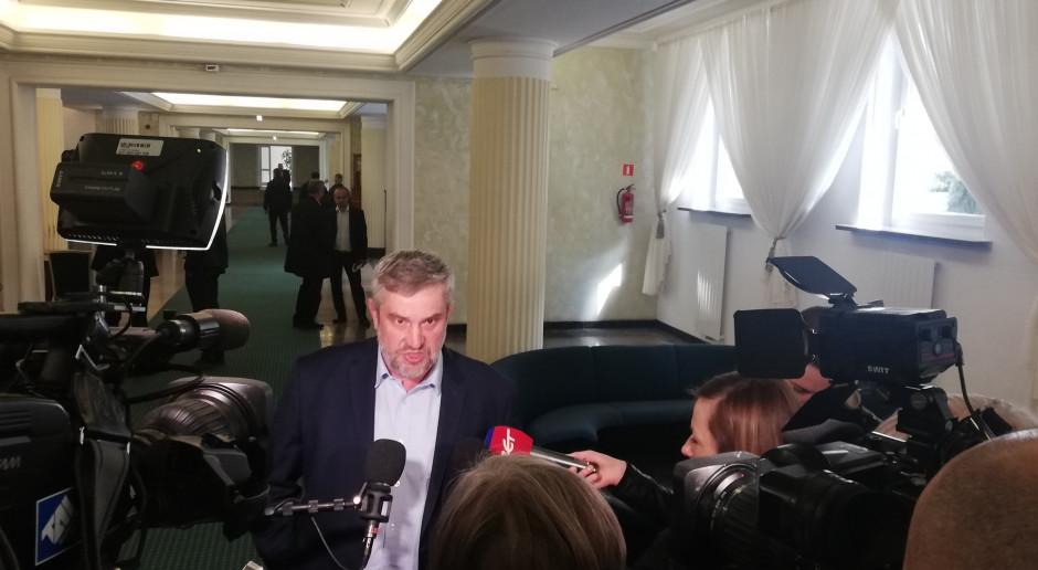 Ardanowski chętnie pomoże polskim europosłom