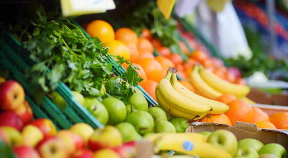 Owoce i warzywa są bezpieczne, ale koronawirus wpłynie na ich dostawy