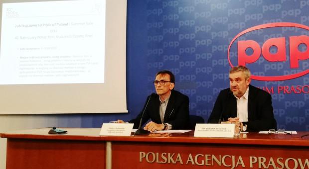 Pride of Poland z polityką, CBA i kamerami w tle
