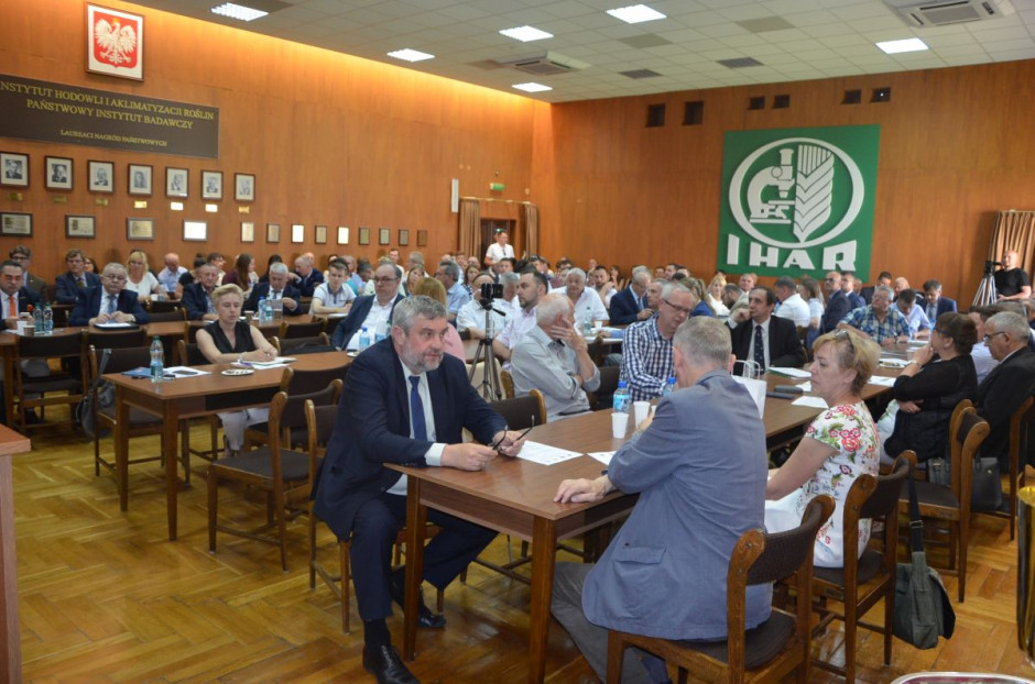 Uczestnicy konferencji, fot. M. Tyszka