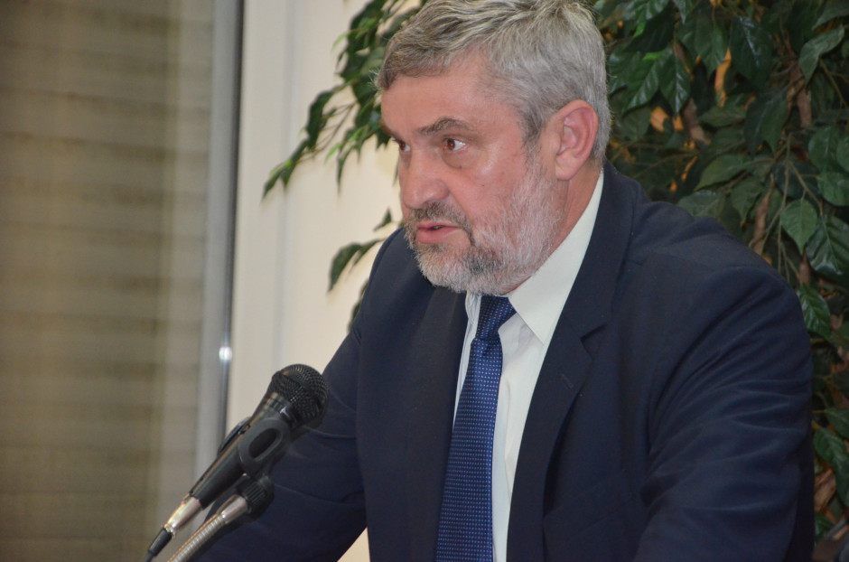 Jan Krzysztof Ardanowski, minister rolnictwa, fot. M. Tyszka