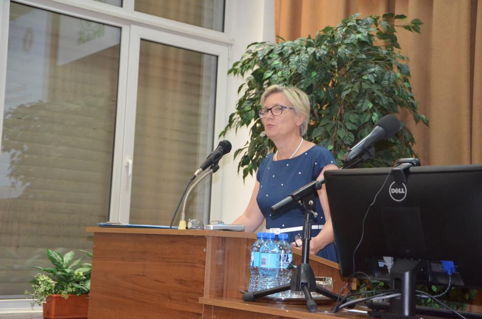 Katarzyna Boczek, z-ca dyrektora CDR w Brwinowie, fot. M. Tyszka