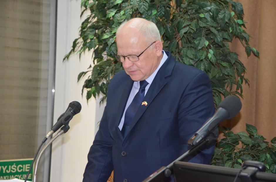 Stanisław Kacperczyk, prezes Polskiego Związku Producentów Roślin Zbożowych, fot. M. Tyszka