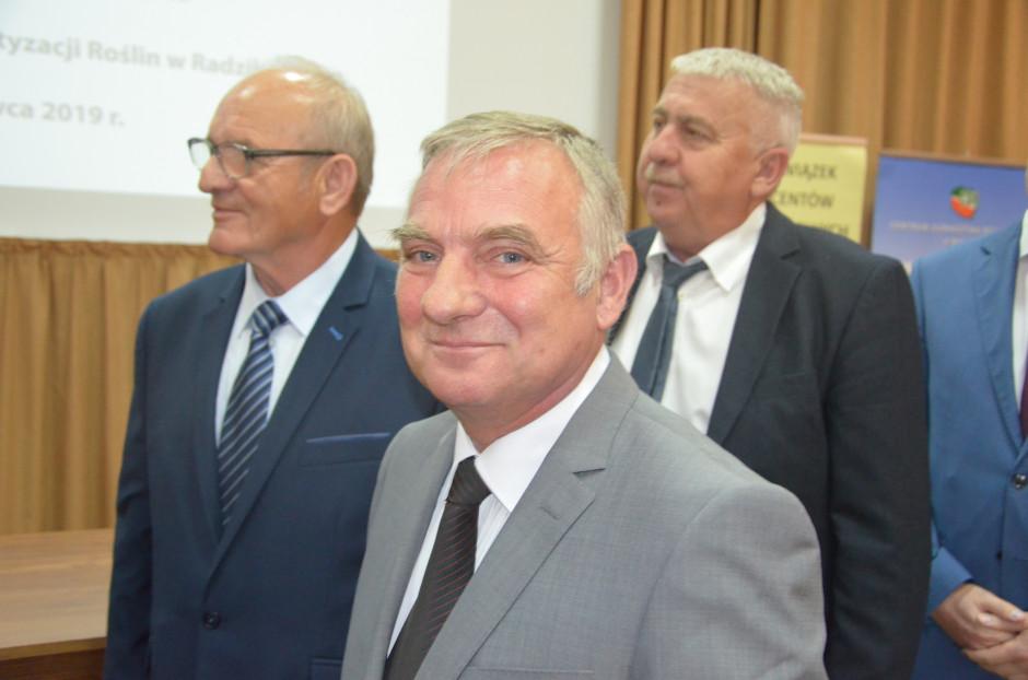 """Wojciech Konieczny, zastępca redaktora naczelnego Farmer został uhonorowany wyróżnieniem """"Zasłużony dla rolnictwa"""", fot. M. Tyszka"""