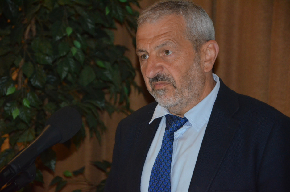 Dr Tadeusz Oleksiak, IHAR PIB, fot. M. Tyszka