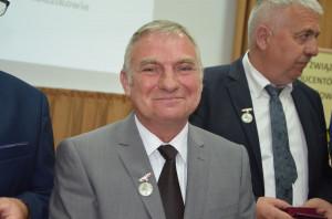 Wojciech Konieczny z odznaczeniem