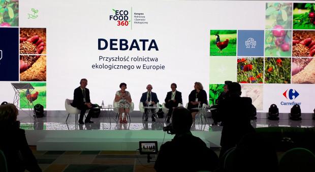 Ecco Food 360: O światowej transformacji żywieniowej i polskim rolnictwie ekologicznym