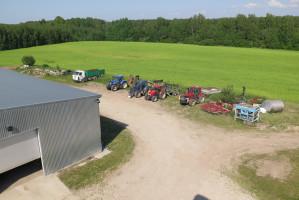 Gospodarstwo Viljatootja Farm,1350 ha ekologicznej produkcji roślinnej i również klient eAgronom, fot. ArT