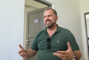 Marcin Kaliszewski, dyrektor generalny na terenie Polski mówi, że priorytetem aplikacji w ostatnim czasie była pomoc rolnikom, aby mieli jak najmniej problemów i obowiązków związanych z dyrektywą azotanową, fot. ArT