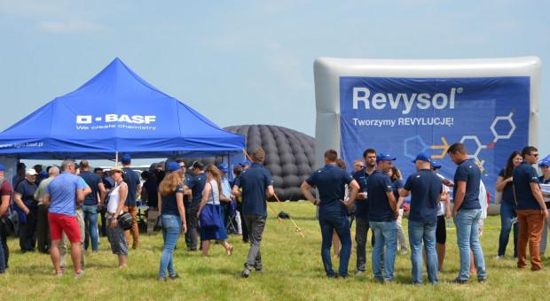 Revysol – temat przewodni na Dniu Pola BASF