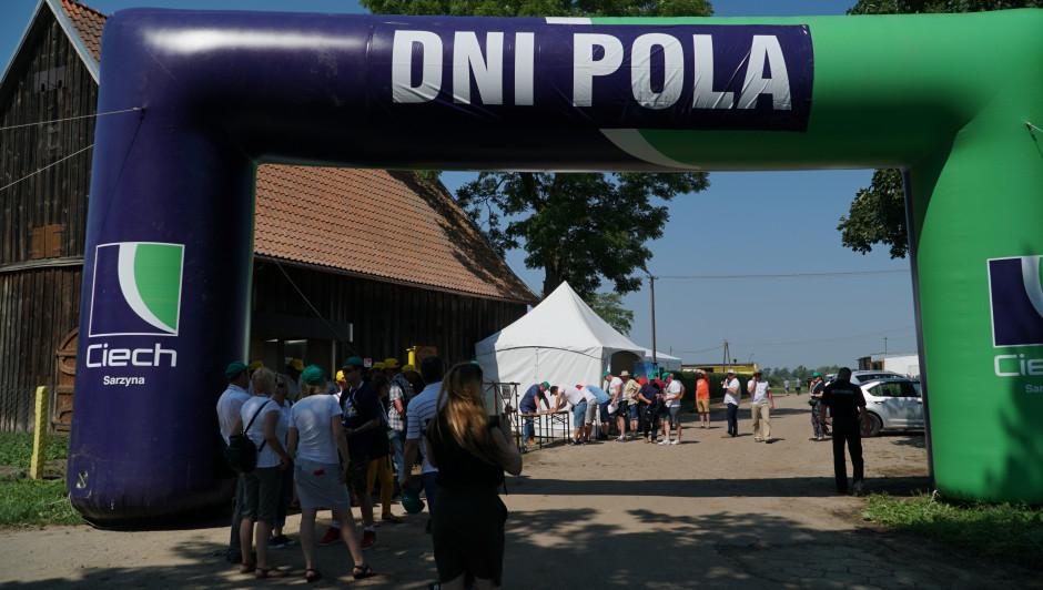 Dzień Pola Ciech Sarzyna 12 czerwca 2019 r., fot. W. Denisiuk