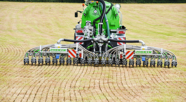 Zakwaszanie gnojowicy - sposób na ograniczenie strat azotu