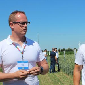 Marek Luty Dyrektor Działu Marketingu i Rozwoju Produktu w HR Strzelce Fot. A. Kobus