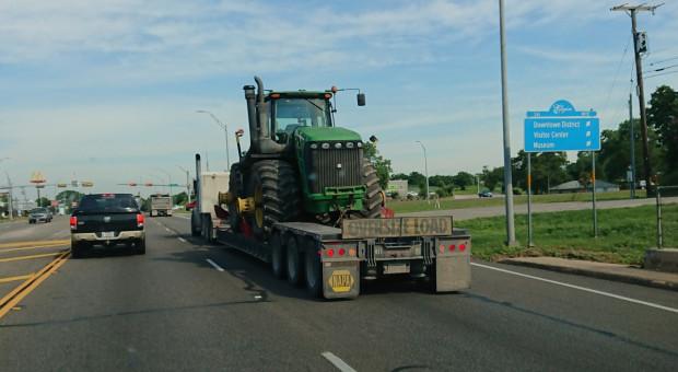 Farmer w Teksasie, cz.1. Wprowadzenie