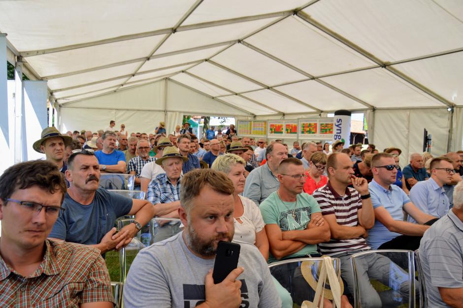 Konferencja cieszyła się dużym zainteresowaniem wśród rolników fot. HJ