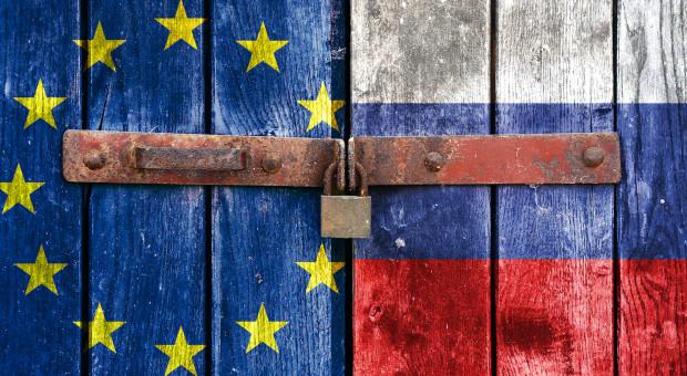 UE przedłuża sankcje gospodarcze wobec Rosji o sześć miesięcy