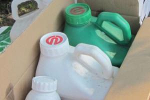 Uciechów nagrodzony za wysoką zbiórkę opakowań po środkach ochrony roślin