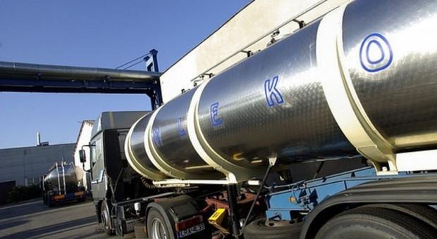 Spadek cen mleka surowego w skupie