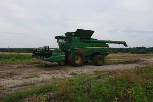 """Farmer w Teksasie, cz.4. Żniwa - nawet 100 ha dziennie """"pod kosę"""""""