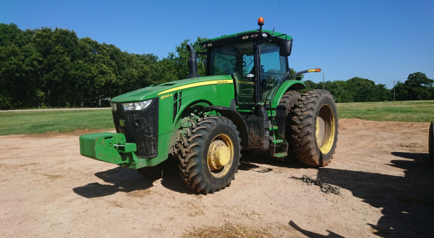 Farmer w Teksasie, cz. 6, 6 ciągników i 1100 KM!