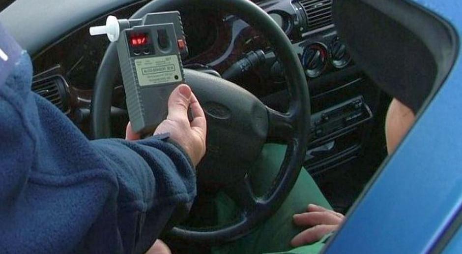 Pijany w ciągniku, mimo dożywotniego zakazu kierowania