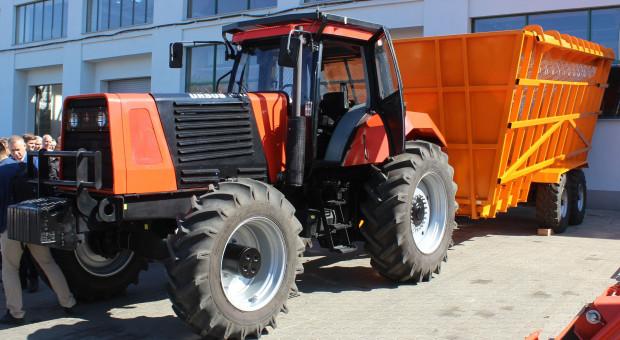 Ursus 25014 o mocy 250 KM za 174 tys. zł brutto