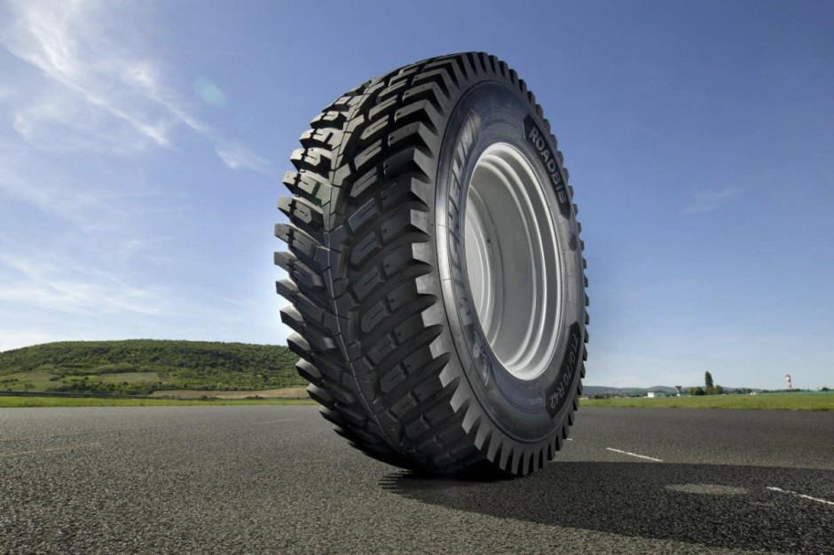 Michelin RoadBib, fot. Michelin