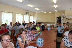 Na niedzielne spotkanie przyjechali rolnicy z całego kraju
