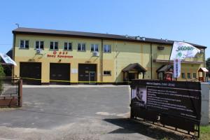 Spotkanie odbywało się w kawęczyńskiej remizie OSP