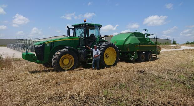 Farmer w Teksasie, cz.7. Nowe nabytki u Travisa