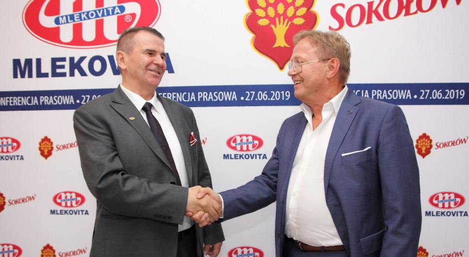 Nowe marki, innowacyjne projekty biznesowe  Grupy Mlekovita i Sokołowa S.A.