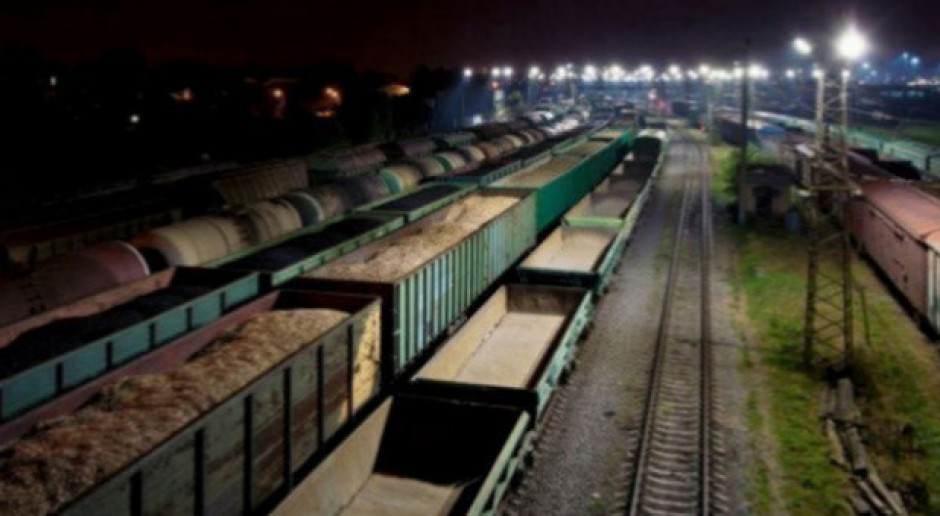 Rekordowy eksport zbóż z Ukrainy