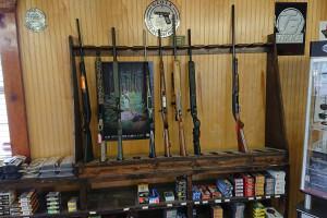 Farmer w Teksasie, cz.8. Powszechny dostęp do broni