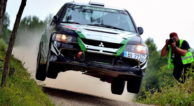 SaMasz Rally Team na podium w 72. Rajdzie Polski
