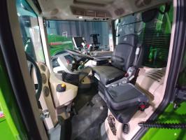 Kabina Fendt Life Cab została wyposażona w wiele technologii bezprzewodowych, fot. K.Hołownia